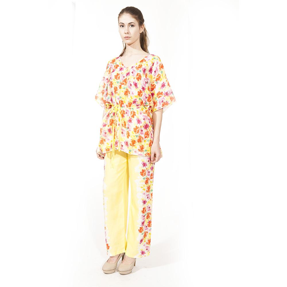 Купить желтую блузку в интернет магазине